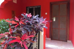 Apartment 1 veranda