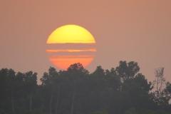 Sunrise at Bintang Bolong