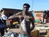 A fine catch at bakau fishing village